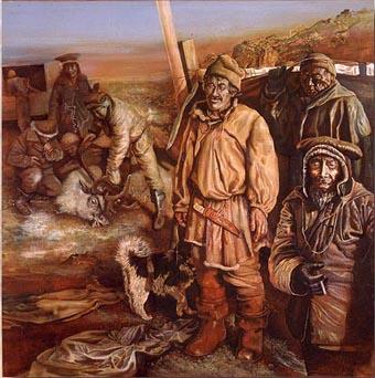 150-летние русско-чукотские войны