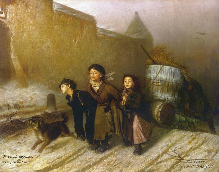 русская классическая живопись: